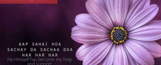 Mantra per un'azienda in difficoltà: Aap Sahaee Hoa